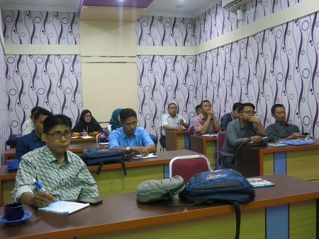 Pelatihan Pengembangan SDM DINKES Kabupaten Hulu Sungai Utara Provinsi Kalimantan Selatan Februari 2019