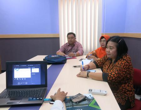 Pelatihan Penyusunan Renja, Renstra dan LKjIP Badan Pendapatan Daerah (BAPENDA) Kabupaten Landak Provinsi Kalimantan Barat Februari 2019