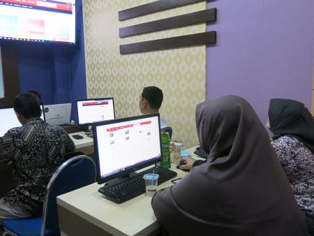 Pelatihan Teknologi Informasi (TI) Pengelolaan Website Pemerintah Februari 2019