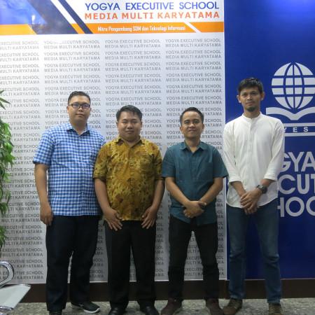 Pelatihan Teknologi Informasi (TI) Politeknik Negeri Sriwijaya Kota Palembang Provinsi Sumatera Selatan Februari 2019