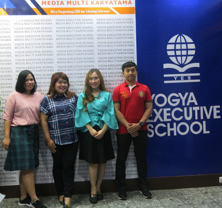 Pelatihan E Office Universitas Kristen Indonesia DKI Jakarta Maret 2019