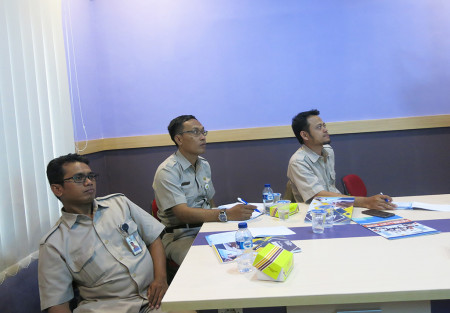 Pelatihan Pengembangan SDM Penulisan Jurnalistik BKN Provinsi D.I. Yogyakarta Maret 2019