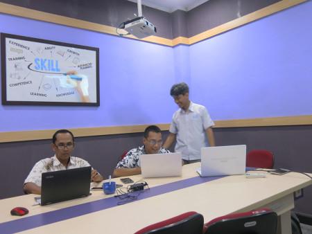 Pelatihan Administrator Database SQL Server Dinas Pendidikan dan Kebudayaan (DISDIKBUD) Kabupaten Tegal Provinsi Jawa Tengah April 2019