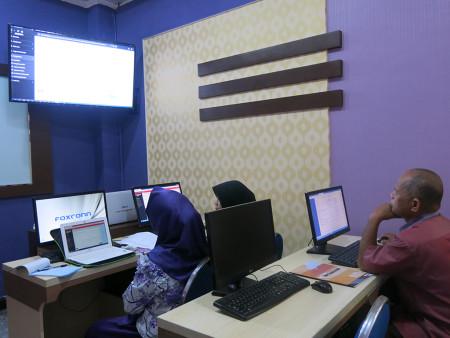 Pelatihan Aplikasi E Office SKP Elektronik DISKOMINFO, Statistik dan Persandian Kabupaten Fakfak April 2019