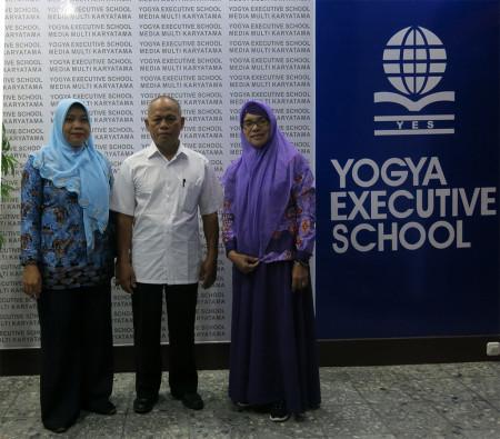 Pelatihan E Office DISKOMINFO, Statistik dan Persandian Kabupaten Fakfak Provinsi Papua Barat April 2019