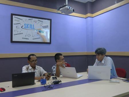Pelatihan TI Database SQL Server Dinas Pendidikan dan Kebudayaan (DISDIKBUD) Kabupaten Tegal Provinsi Jawa Tengah April 2019