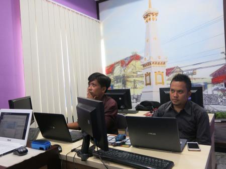 Pelatihan TI Web Programming Tingkat Lanjut (Advanced Web Programming) Dinas Kesehatan (DINKES) Kabupaten Sleman April 2019