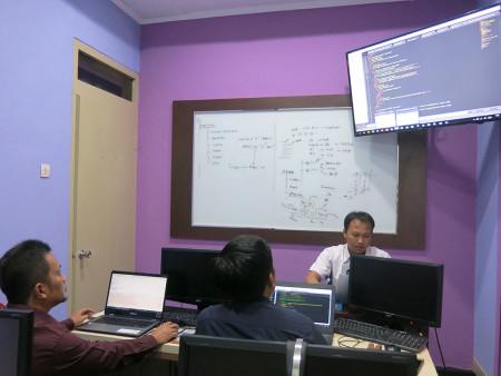 Pelatihan TI Web Programming Tingkat Lanjut Sistem Informasi Manajemen (E Government) April 2019