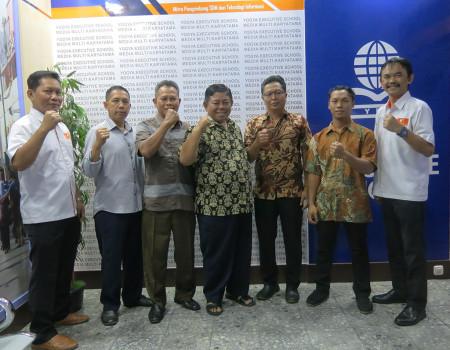 Pelatihan Teknologi Informasi (TI) Dinas Komunikasi dan Informatika (DISKOMINFO) Kabupaten Murung Raya Provinsi Kalimantan Tengah April 2019