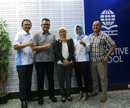 Pelatihan Perkantoran Elektronik DISKOMINFO Kota Batam Mei 2019