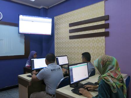 Pelatihan Perkantoran Elektronik (E-Office) Pengelolaan Data Statistik Sektoral dan Penyajian Informasi dengan SIMDATA-INFO Mei 2019