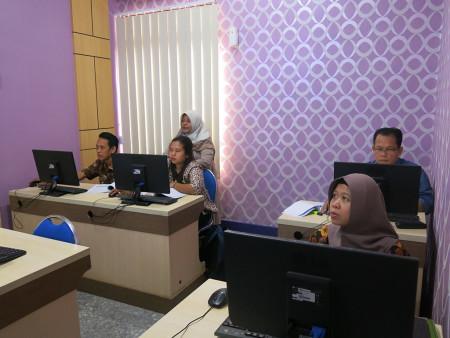 Pelatihan Teknologi Informasi (TI) Politeknik Negeri Samarinda Kalimantan Timur Mei 2019