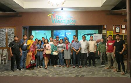 "Acara Malam Keakraban Peserta Pelatihan e-Government, Teknologi Informasi dan Pengembangan SDM Yogya Executive School ""YES"" Juni 2019"