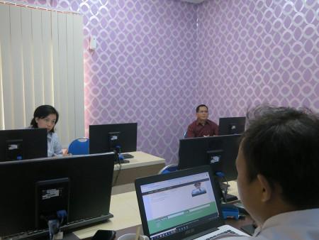 Pelatihan E Gov Pengembangan Aplikasi Pelaporan 26 Juni 2019