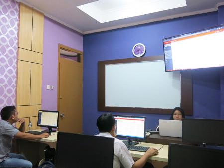 Pelatihan Penyusunan SKP Elektronik Badan Kepegawaian dan Pengembangan Sumber Daya Manusia (BKPSDM) Kabupaten Murung Raya Juni 2019