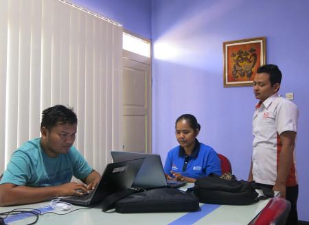 Pelatihan Administrator Website Portal OPD DISKOMINFO Kabupaten Sabu Raijua Provinsi Nusa Tenggara Timur Juli 2019