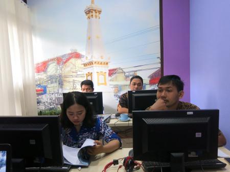 Pelatihan Digital Photography Direktorat SDM Universitas Gajah Mada Yogyakarta Juli 2019