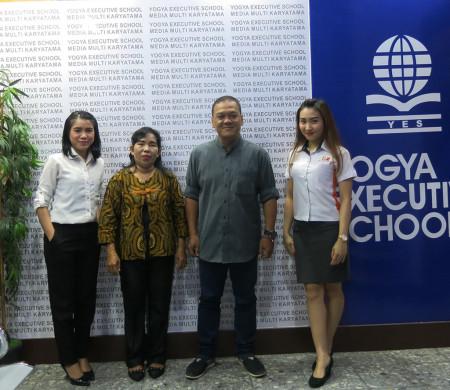 Pelatihan E Office atau Perkantoran Elektronik DISKOMINFO, Statistik dan Persandian Kabupaten Gunung Mas Provinsi Kalimantan Tengah Juli 2019