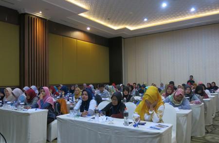 Pelatihan Penatausahaan Keuangan BLUD Puskesmas Berbasis SIM-BLUD DINKES Kabupaten Banjarnegara Juli 2019