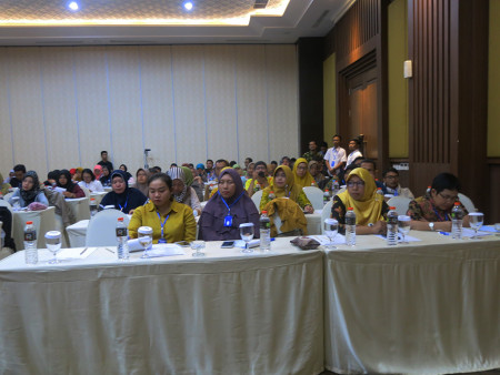 Pelatihan Penatausahaan Keuangan BLUD Puskesmas Berbasis SIM-BLUD DINKES Kabupaten Banjarnegara Provinsi Jawa Tengah Juli 2019