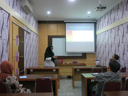 Pelatihan Pengelolaan Sistem Pemerintah Berbasis Elektronik (SPBE) DISKOMINFO Provinsi Sumatera Utara Juli 2019