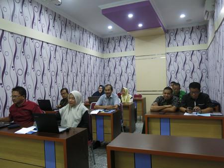 Pelatihan Perkantoran Elektronik DISKOMINFO Provinsi Sulawesi Selatan Juli 2019