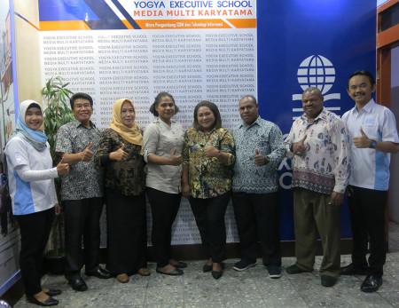 Pelatihan SKP Elektronik (E-SKP) Dinas Kesehatan (DINKES) Kabupaten Boven Digoel Provinsi Papua Juli 2019