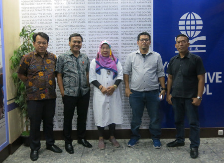 Pelatihan Tata Kelola Sistem Pemerintah Berbasis Elektronik (SPBE) DISKOMINFO Provinsi Sumatera Utara Juli 2019