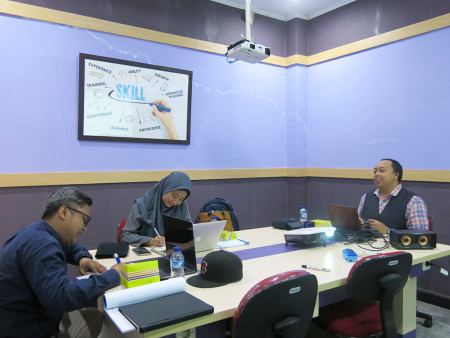 Pelatihan Teknologi Informasi (TI) Kementerian Komunikasi dan Informatika Republik Indonesia Juli 2019