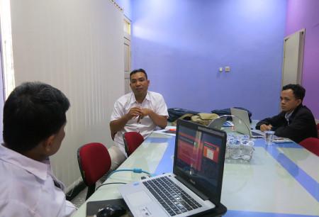 Pelatihan Teknologi Informasi UPT TIK Universitas Pendidikan Ganesha Bali Juli 2019