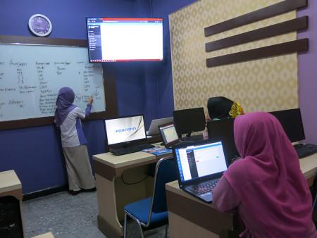 Pelatihan E Office Materi E-Filing Dinas Ketahanan Pangan Kabupaten Kotawaringin Timur Agustus 2019