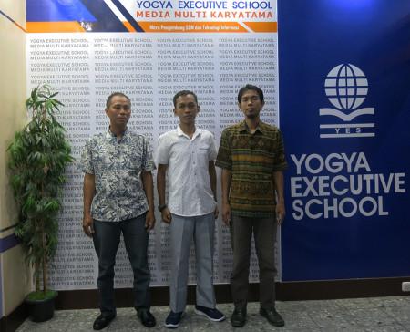Pelatihan Geographic Information System (GIS) atau Sistem Informasi Geografis (SIG) Politeknik Negeri Lampung Agustus 2019