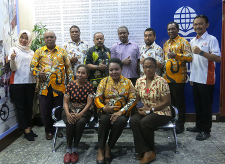 Pelatihan Teknologi Informasi (TI) Sekretariat DPR Papua Provinsi Papua Agustus 2019