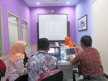 Pelatihan Kearsipan Elektronik Fakultas Kehutanan Universitas Lambung Mangkurat Kota Banjarbaru September 2019