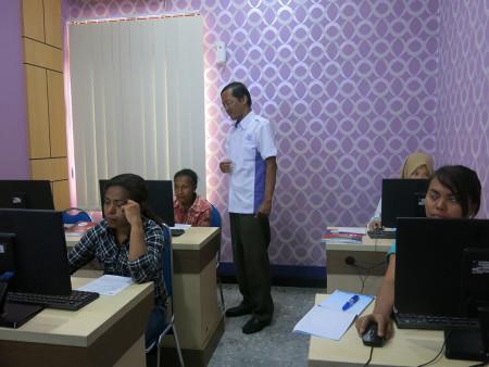 Pelatihan Microsoft Office Dinas Komunikasi, Informatika, Persandian dan Statistik Provinsi Papua Barat September 2019