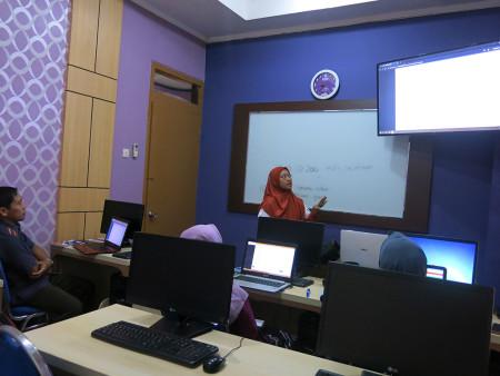 Pelatihan SKP Elektronik Fakultas Kehutanan Universitas Lambung Mangkurat Kota Banjarbaru September 2019