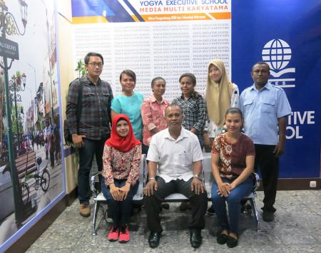 Pelatihan Teknologi Informasi (TI) Dinas Komunikasi, Informatika, Persandian dan Statistik Provinsi Papua Barat September 2019