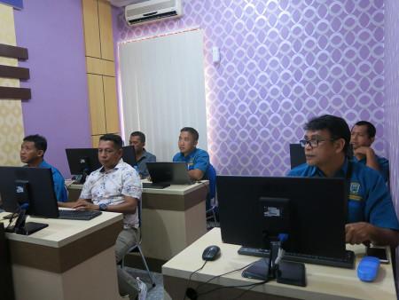 Pelatihan Aplikasi Web Service Badan Kepegawaian Daerah (BKD) Provinsi Papua Barat Oktober 2019