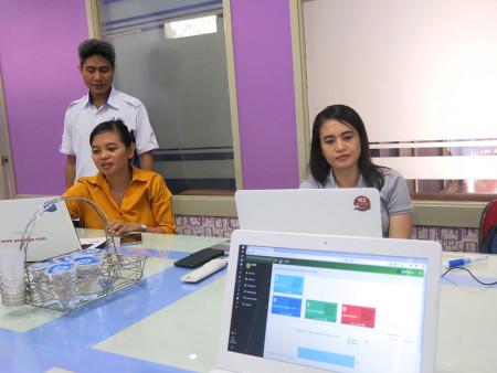 Pelatihan Fundamental Web Programming BKPSDM Kabupaten Barito Selatan Provinsi Kalimantan Tengah Oktober 2019