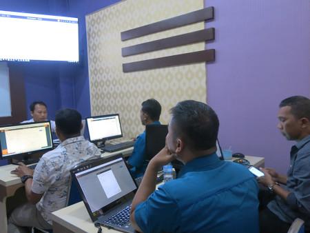 Pelatihan Pelatihan Teknologi Informasi (TI) Aplikasi Web Service Oktober 2019