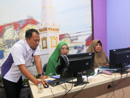 Pelatihan Pemrograman Aplikasi Android Dinas Kesehatan (DINKES) Kabupaten Belitung Provinsi Kepulauan Bangka Belitung September 2019