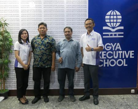 Pelatihan Pengembangan SDM Dinas Komunikasi dan Informatika Kabupaten Belitung Oktober 2019