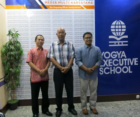 Pelatihan Perkantoran Elektronik Dinas Komunikasi dan Informatika (DISKOMINFO) Kabupaten Belitung Timur Oktober 2019