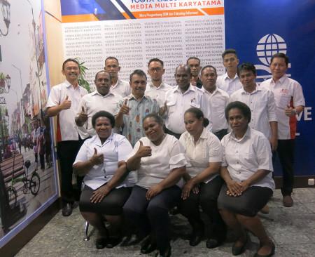 Pelatihan Perkantoran Elektronik (E-Office) Aplikasi SKP Elektronik Oktober 2019