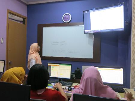 Pelatihan Sistem Informasi Manajemen Gedung dan Inventarisasi Aset (SIMADURIA) DISDUKCAPIL Kab Cilacap Oktober 2019
