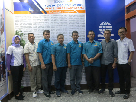 Pelatihan Teknologi Informasi (TI) Badan Kepegawaian Daerah (BKD) Provinsi Papua Barat Oktober 2019