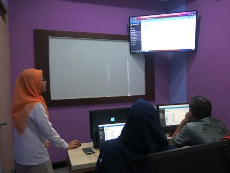 Bimbingan Teknis Kearsipan Elektronik (E-Filing) Dinas Kesehatan (DINKES) Kabupaten Kapuas November 2019