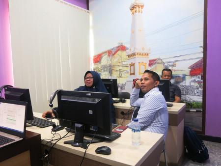 Bimbingan Teknis Perkantoran Elektronik DINKES Kabupaten Kapuas Provinsi Kalimantan Tengah November 2019