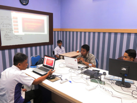 Pelatihan Administrator Jaringan Komputer Linux Dinas Kearsipan Dan Perpustakaan Kota Yogyakarta Provinsi DIY Oktober 2019