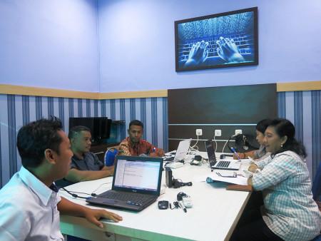 Pelatihan Administrator MikroTik RouterOS DISKOMINFO Kabupaten Kupang Provinsi Nusa Tenggara Timur November 2019